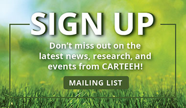 Sign up to receive email for latest news, research and events from the Center for Advancing Research in Transportation Emissions, Energy, and Health
